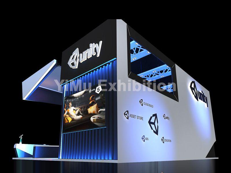 Chinajoy展台设计搭建
