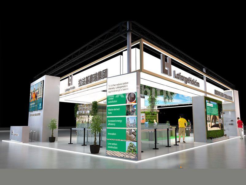 上海建博会展台设计搭建|上海展览公司|上海展台设计搭建