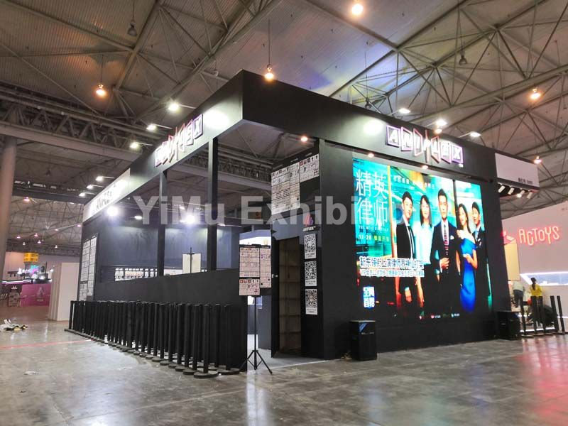 主场服务_上海展台设计搭建_上海展位装修