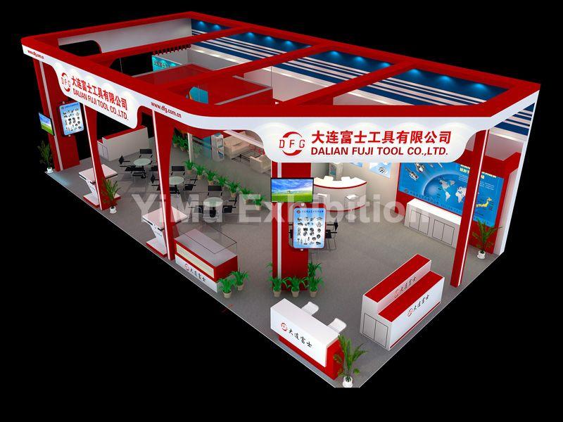 China stand builder