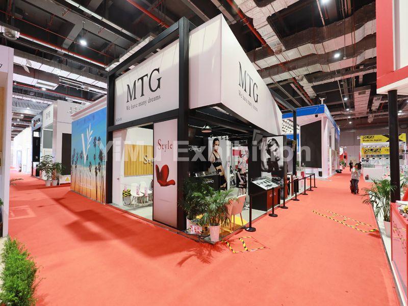 上海进博会指定搭建商_免费提供展台设计_服务客户超过1W+