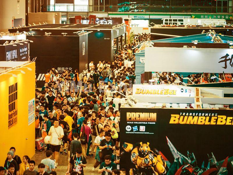主场搭建服务_上海展览公司_展台设计搭建