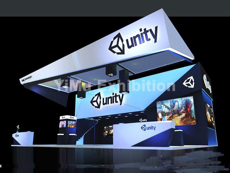 Chinajoy展台设计搭建|上海展览公司|上海展台设计搭建