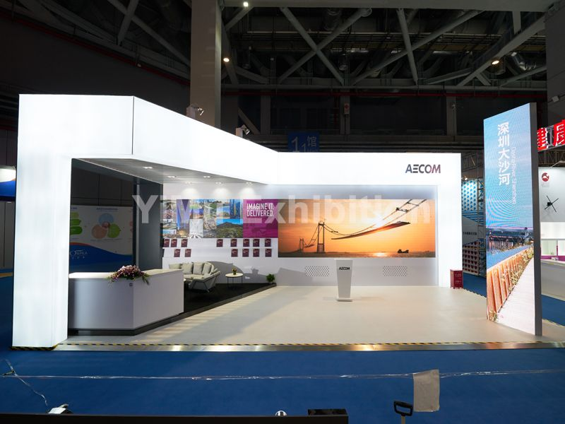 上海展台搭建_依木展览国内的优质展台服务商_提供设计方案