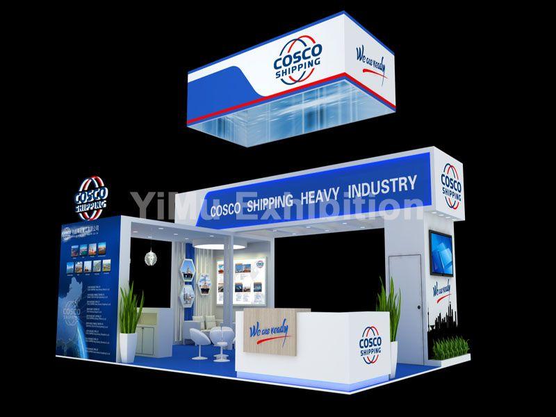 coso展台设计