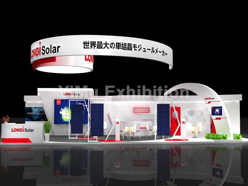 上海SNEC展台设计搭建|上海展览公司|上海展台设计搭建