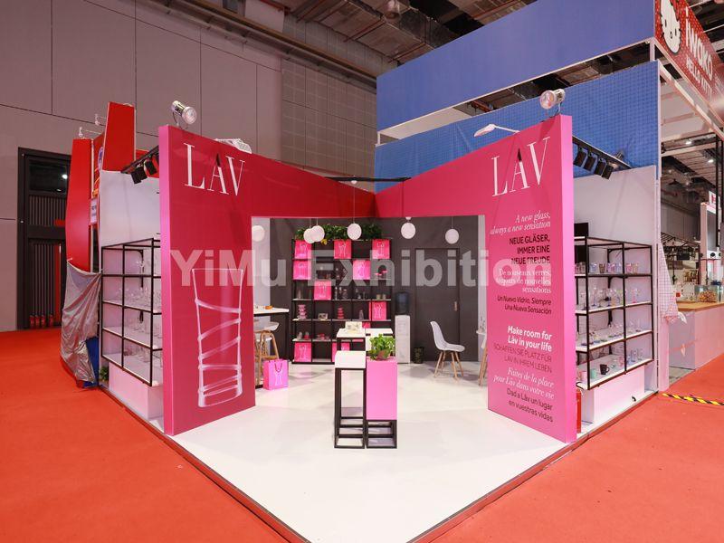 上海展台设计找依木展览_国内外大型展台设计搭建服务商