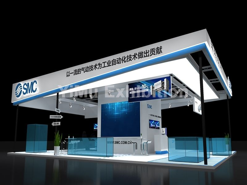 PTC展台设计搭建|上海展览公司|上海展台设计搭建