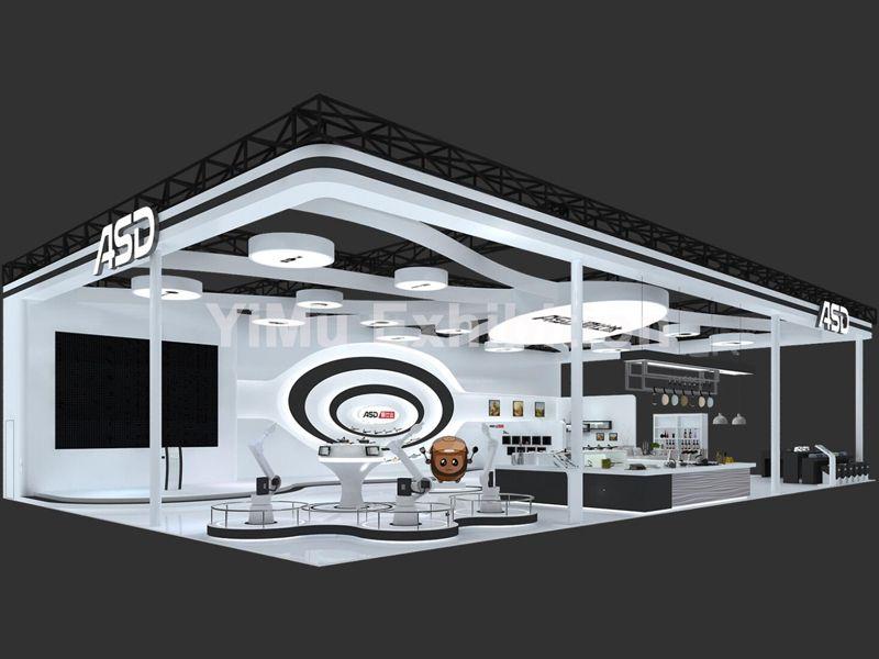 上海家电展展台设计搭建|上海展览公司|上海展台搭建