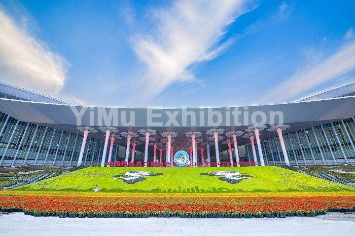 依木展览 | 进博会指定搭建商 | 上海展台设计搭建公司
