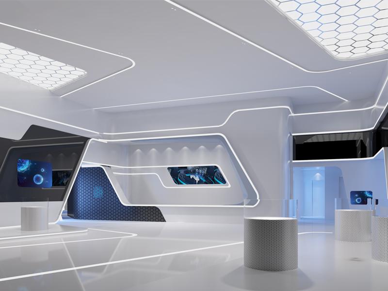 展厅设计与搭建