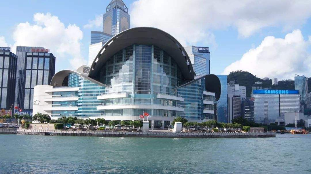 香港会展中心(Hong Kong Convention & Exhibition Centre)