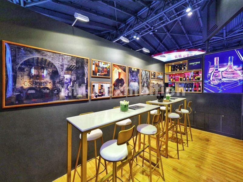 依木展览-上海展览公司-上海展台设计搭建-展位装修