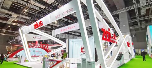 上海展台设计搭建中怎样才能吸引更多的用户参观?