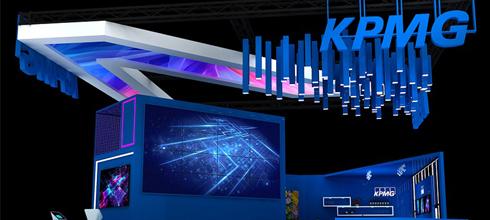 上海展台设计搭建要与参展产品相结合