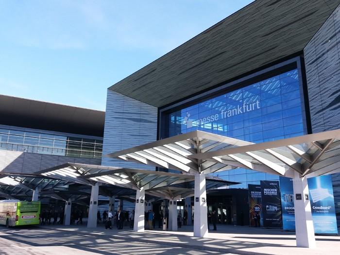 法兰克福展览中心(Frankfurt Exhibition Center)