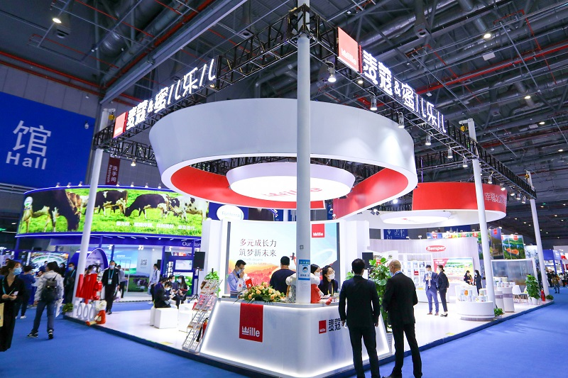booth design for ciie